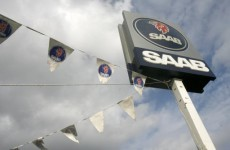 Saab applies for bankruptcy protection