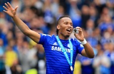 Didier Drogba reveals the three toughest defenders he has played against