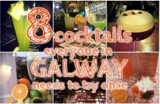 8 cocktails everyone in Galway needs to try once