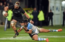 5 forwards capable of dominating the Rugby World Cup