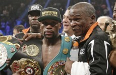 Mayweather stripped of WBO title for not paying his debts