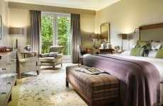 OUR BIRTHDAY GIVEAWAY: Win a stay at Druids Glen Hotel & Golf Resort for two people