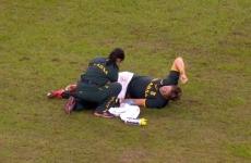 Ex-Munster centre de Villiers nears Springboks comeback after horror injury