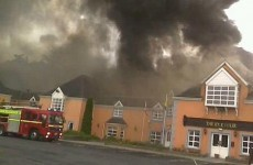Half of popular Portumna hotel destroyed in fire