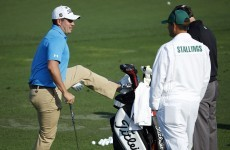'I called a penalty on myself' – PGA tour player hands himself in for doping