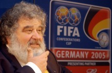 Gravely ill Chuck Blazer banned by Fifa for life