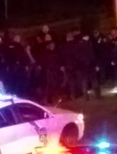 WATCH: Investigation underway after 12 cops are caught beating and kicking black man