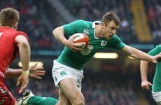 'There's always more for me to do' – Tommy Bowe not content to stand still