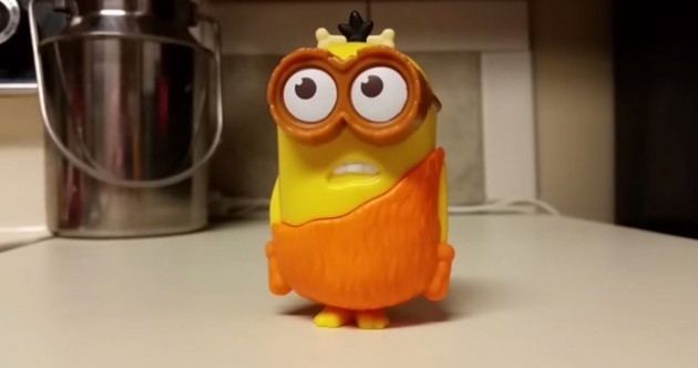 """McDonald's: Those Minions in our Happy Meals are NOT saying """"What the f**k"""""""