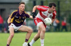 Derry make light work of Wexford in football qualifiers