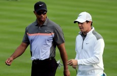 Woods: Rory McIlroy contacted me for injury advice