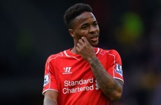 Raheem Sterling withdrawn from Liverpool pre-season squad