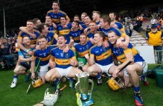 Tipperary's hurlers can finish what they've started by becoming All-Ireland champions