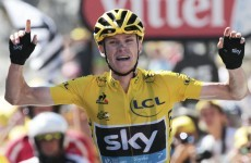 Froome forced to field questions about doping after scintillating Tour de France stage win