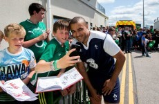 Zebo not an injury concern despite limping out of training