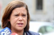Mary Lou: Burning Sinn Féin effigies is 'race hatred'