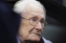 Bookkeeper of Auschwitz receives his sentence for 300k counts of accessory to murder