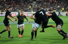 5 talking points ahead of this year's Rugby Championship
