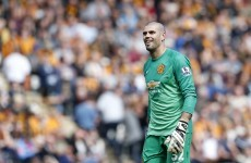 Things get messy at United as Victor Valdes hits back at Louis van Gaal