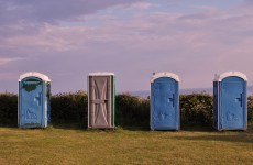 15 commandments for surviving festival toilets
