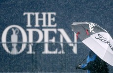 Ireland's Paul Dunne inside the top 10, but Dustin leads the way at St Andrews