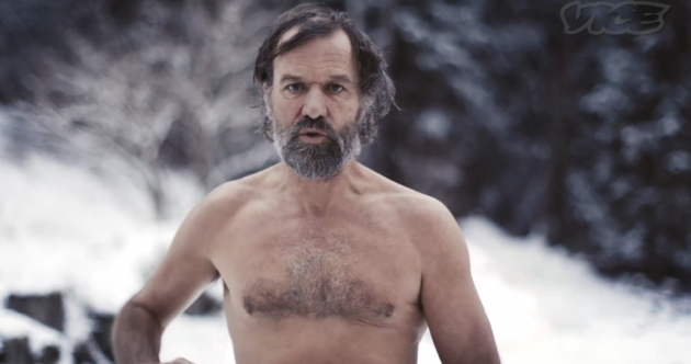 Man who climbed Everest in shorts can teach you how to control your immune system