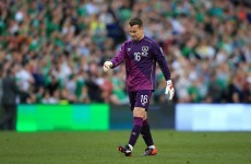 Ireland's Shay Given will NOT be first-choice for Stoke this season