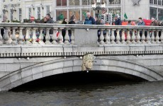 Man in his 40s rescued from the River Liffey