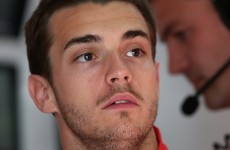F1 driver Jules Bianchi dies from injuries at last year's Japanese Grand Prix crash