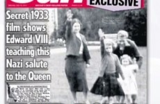 Buckingham Palace slams images of queen's 'Nazi salute' as child
