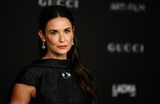 Man has been found dead in swimming pool at the home of Demi Moore