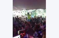 This guy dancing at Longitude has become Ireland's newest hero