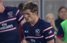 Dublin native MacGinty makes USA debut at out-half against Samoa