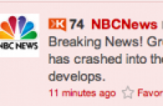 "NBC Twitter account hacked with details of ""Ground Zero attack"""