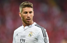 Louis van Gaal refuses to rule out Ramos move