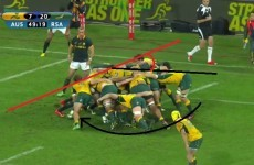 Analysis: South African scrum control ruined by poor game management