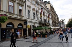 The curious case of a palace in Prague, an Irish company and Nama