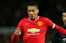 Smalling welcomes potential Ramos competition