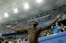 New strict diet means no more pre-race chicken nuggets for Usain Bolt