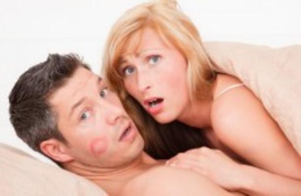 секс видео изменила парню