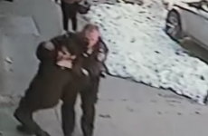 Footage shows New York police officer wrestling 11-year-old girl to ground