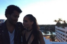 Lenny Kravitz's daughter is dating a man who is the spit of her Dad… it's The Dredge