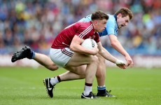 Westmeath leave out captain and ace forward injured for Fermanagh qualifier