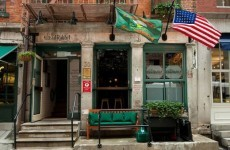 This Irish pub in NYC has been named the best bar in the world
