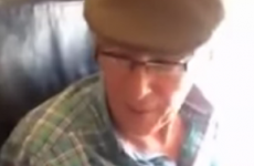 This Irish dad's wonderful reaction to his first airplane flight is going viral