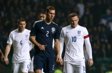 England face Scotland while Northern Ireland land tough draw for Russia 2018