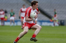 The GAA community rallies around as Derry footballer Aaron Devlin remains on life support
