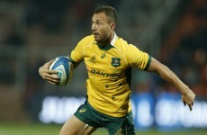 Quade Cooper explains his 'zero f**ks given' Twitter rant