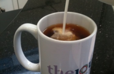 The Burning Question*: When do you put milk in your tea?