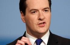 Eurozone powers 'demanding replacement for Lisbon Treaty' - Osborne